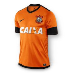 Terceira camisa do Corinthians 2015
