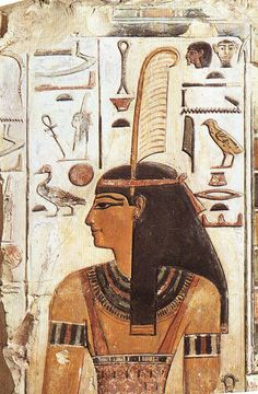 Cosmic Ordering Secrets - Maat: Right and True Goddess who personified truth, cosmic order, law, morality and justice. Often described as a wife of Djehuty (Thoth). 3 Steps To Living A Life Full Of Abundance Egyptian Mythology, Egyptian Goddess, Ancient Egyptian Art, Ancient History, Maat Goddess, Papyrus, Ancient Civilizations, Egyptians, Gods And Goddesses