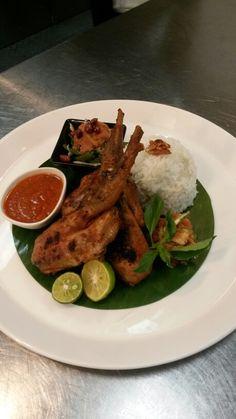 Indonesian Food (Ayam Taliwang)