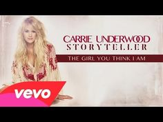 So perfect for Father and Daughter dance!!! Carrie Underwood - The Girl You Think I Am (Audio)