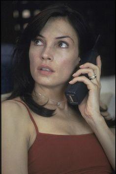 Famke Janssen in Don't Say a Word (2001)