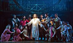 Win a pair of tickets to see Jesus Christ Superstar on tour