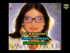 Learn French with - Nana Mouskouri Chiquitita, another nice video thanks to French Class, French Lessons, Soca Music, French Songs, Learning French, Never Stop Learning, France, Film Serie, French Language