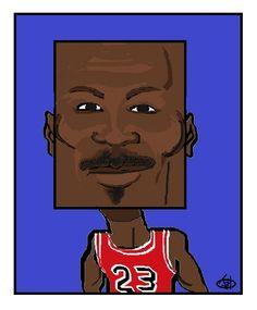 "Blockheads  Michael ""Air"" Jordan..."