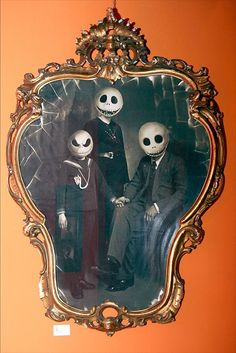 The Nightmare Before Christmas Vintage Portrait