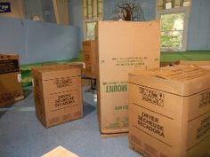 We met the Global Cardboard Challenge on October 11!