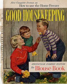 Vintage Good Housekeeping Magazine Vintage Ephemera, Vintage Ads, Vintage Signs, Vintage Images, Vintage Posters, Vintage Stuff, Old Magazines, Vintage Magazines, Women's Day Magazine