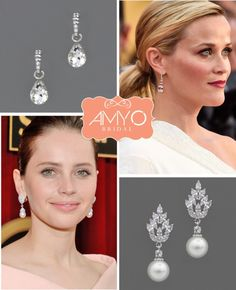 """""""Accessorize like you Favorite Celebrities at the SAG Awards!"""" by amyobridal ❤ liked on Polyvore"""