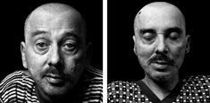 POWERFUL PORTRAITS OF INDIVIDUALS BEFORE AND DIRECTLY AFTER THEIR DEAT