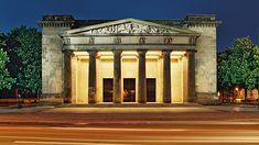 Die Neue Wache in Berlin Gazebo, Road Trip, German, Outdoor Structures, Google, Berlin Germany, Potsdam, Night, Places