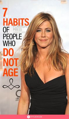 7 Habits Of People Who Do Not Age