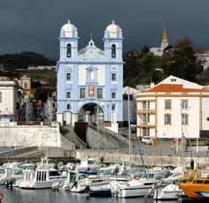 UNESCO World Heritage Site - Angra do Heroismo - Azores islands - PORTUGAL