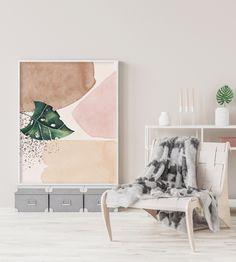 Abstract Wall Art, Abstract Print, Gold Wall Decor, Neutral Walls, Mid Century Art, Wall Art Sets, Modern Prints, Artwork Prints, Printable Wall Art