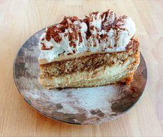 Tiramisu torta Izu, Bread, Food, Brot, Essen, Baking, Meals, Breads, Buns