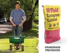 Apply a Preemergent Herbicide - The easiest way to stop crabgrass is to nail it before it starts growing. Apply a preemergent herbicide after…