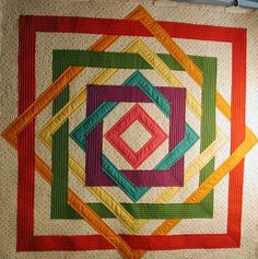 Murdock Manor: Pattern for Betsy's quilt!