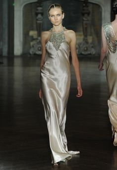 Johanna Johnson Spring/ Summer 2014 Wedding Dresses i also love back of previous dress