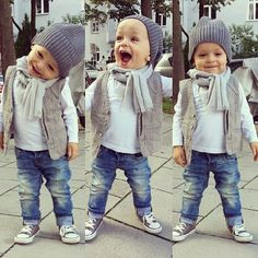 Fashion children's clothes