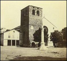 La prima foto della Cattedrale di San Giusto: 1860 circa   pic.twitter.com/QKR3PKeHzY