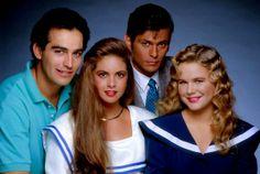 Cuando llega el amor, 1990