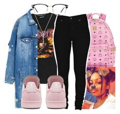 """Better Days ~ Kodak Black"" by retrovintagepizza ❤ liked on Polyvore featuring MCM, Jakke, Cheap Monday, GlassesUSA and Nephora"