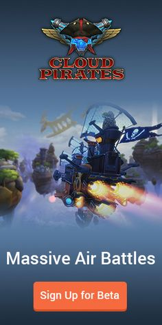 Deck out your pirate airship in Cloud Pirates http://dld.bz/ffHCM