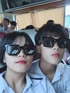Couple Swag, Swag Couples, Cute Couples Goals, Couple Goals, Ulzzang Korean Girl, Ulzzang Couple, Brother Sister Pictures, Parejas Goals Tumblr, Korean Best Friends