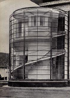 1914  Cologne - Walter Gropius & Adolf Meyer