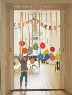 Como decorar con globos - All Lovely Party