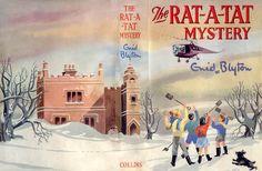 The Rat-a-Tat Mystery by Enid Blyton