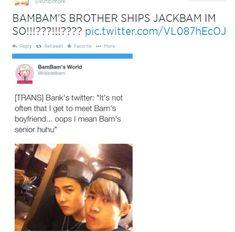 I could die >.< Screen shotttt JACKBAM LIVES BABEEE!!!