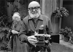 Ansel Adams and Imogen Cunningham © Alan Ross