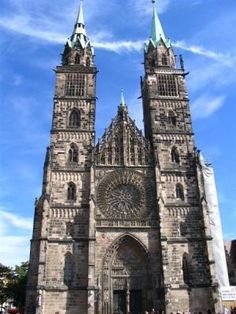 St. Lorenz, Nurenburg, Germany This was one of the highlights of visiting Nernburg for us...absolutely amazing!!