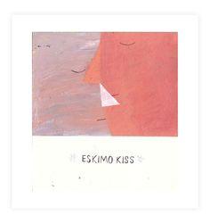 eskimo kiss by william edmonds