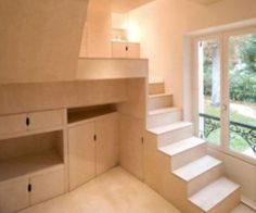 Chatou, A Private Space For A Teenager