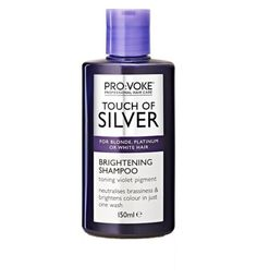 PROVOKE Touch Of Silver Brightening Shampoo 150ml - Boots