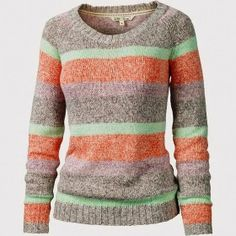 Fatface Cozy Round Neck Sweater