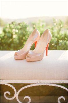 pretty wedding-shoes