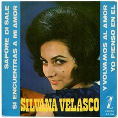 Silvana Velasco - Sapore Di Sale / Si Encuentras A Mi Amor / Y Volvamos Al Amor / Yo Pienso En El (Vinyl) at Discogs