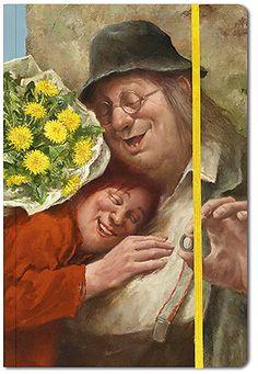 Als het buiten stormt | Giclée's - Art Revisited The Shepherd, Art Cards, Dance Art, Happy Birthday, Baseball Cards, Canvas, Prints, Happy Brithday, Tela
