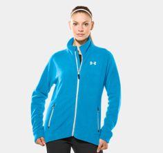Under Armour Women's Spillikins Fleece Jacket -Blue-XL-(NWT) 1220684 #UnderArmour #FleeceJacket