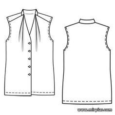 free pattern, блузка, блуза, pattern sewing, выкройка блузки, блузы, выкройки скачать, выкройка, шитье, выкройки бесплатно, готовые выкройки, мода