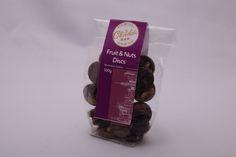 Fruit & Nuts Discs - Manhattan Edtion 100g net