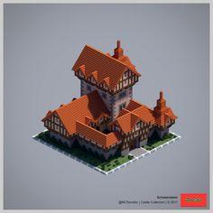 2017 Castle Collection - Minecraft World