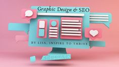 Graphic Design and SEO: How They Work Together Online Advertising, Online Marketing, Ad Design, Graphic Design, Advertising Strategies, Working Together, Search Engine Optimization, Content Marketing, Seo