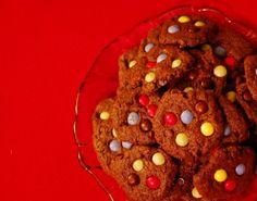 Receitas de bolachas de chocolate com pintarolas