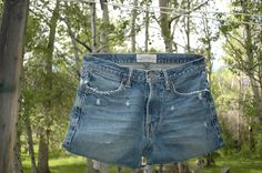 Perfect clothes pin bag! Made for Michelle out of Karls middle school jeans. Unzip for easy access to the clothes pins! Secure a heavy clothes hanger through belt loops, by sewing loops down tight around the hanger! WaaaLaaa