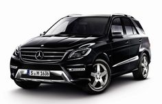 Mercedes-Benz ML 350  This is my previous ride.  I loved it, but no more mommy-mobiles for me.