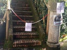 VILLA FLORIDIANA: ANCORA TROPPE AREE INTERDETTE AI VISITATORI PER PERICOLO DI CADUTA DI ALBERI http://www.napolitoday.it/blog/vomero/villa-floridiana-ancora-troppe-aree-interdette-ai-visitatori-per-pericolo-di-caduta-di-alberi.html