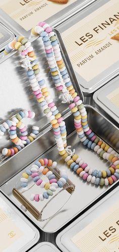 Frivolous Fabulous - Chanel Frivolous Fabulous Sweet Chanel candy necklace is so cute